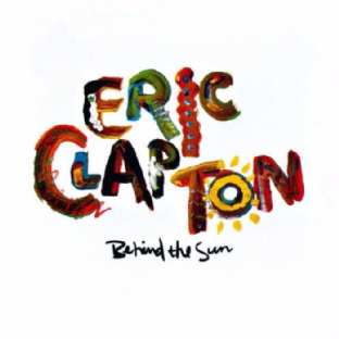 Eric Clapton - Behind The Sun (LP) (VG+/VG+)